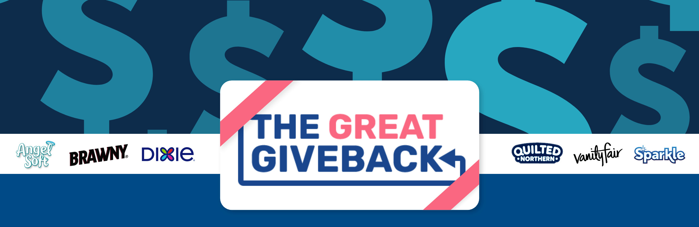 Georgia-Pacific Great Giveback Sweepstakes