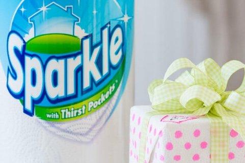 DIY Phone Speaker | Sparkle® Paper Towels