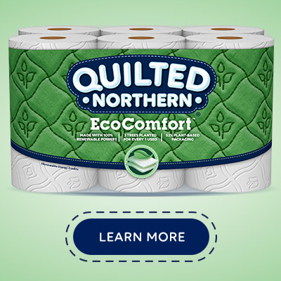 Quilted Northern EcoComfort Bath Tissue